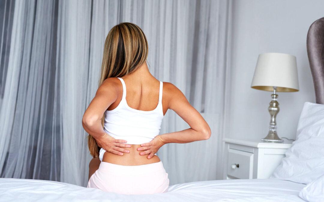 Za twardy materac – co robić? Jakie są objawy posiadania za twardego materaca do spania?